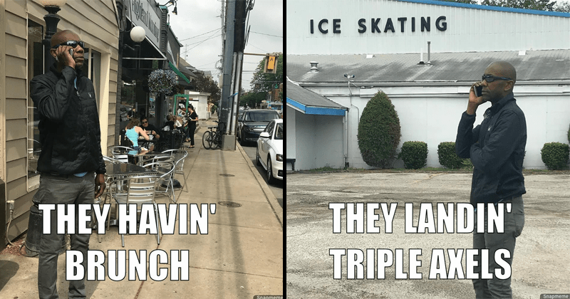 Funny memes and clapbacks to bbq becky, tim northern, nashville comedian.
