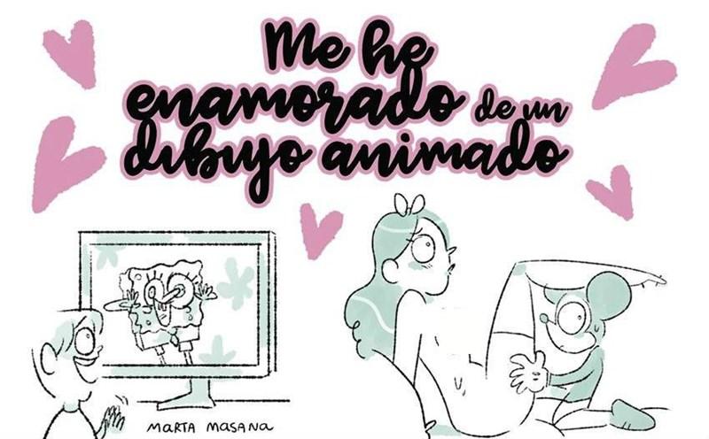 amor caricatura
