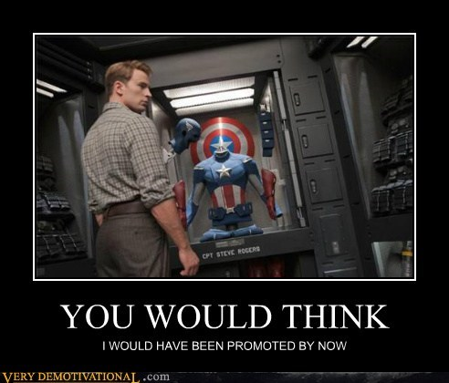 captain america future hilarious promotion