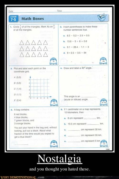 boxes hilarious math nostalgia - 5712943360
