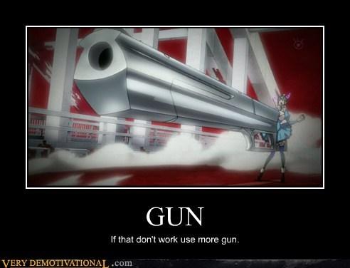 anime guns hilarious huge wtf - 5713113856