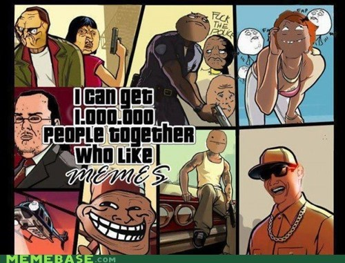 Grand Theft Auto,Rage Comics,video games