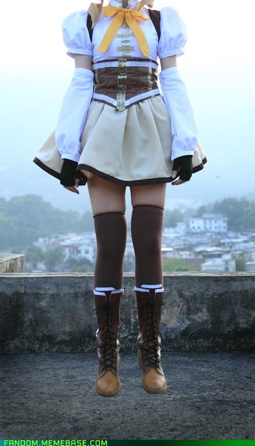 anime cosplay Puella Magi Madoka Magica tomoe mami - 5713509632