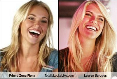 Friend Zone Fiona funny lauren scruggs meme TLL