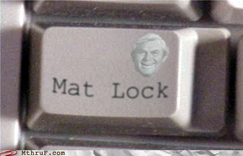 caps lock keyboard humor Matlock tv shows - 5714709248