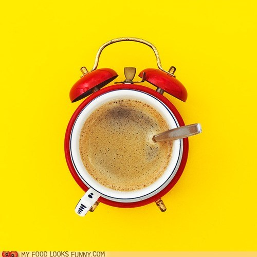 alarm clock caffeine coffee morning wake up - 5714840064