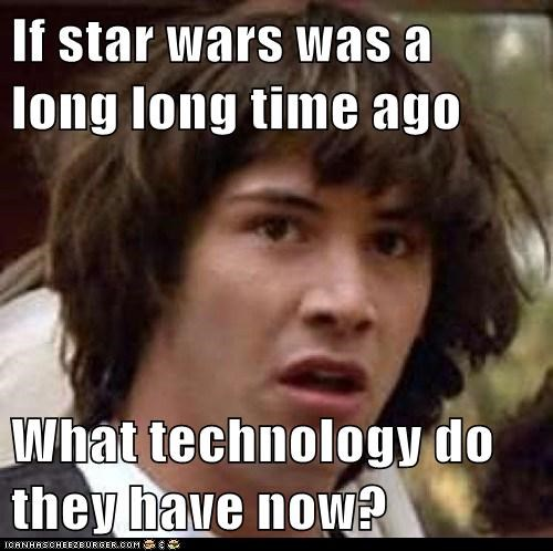 conspiracy keanu,star wars,technology