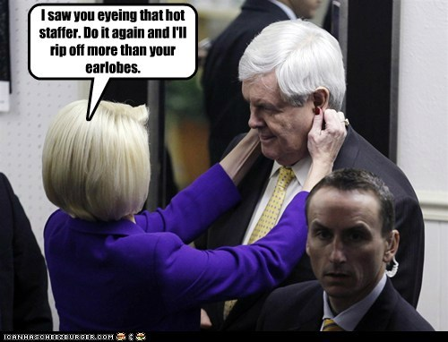callista gingrich,election 2012,newt gingrich,political pictures