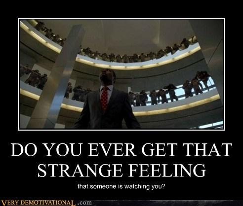 scary strange Terrifying watching - 5715356928