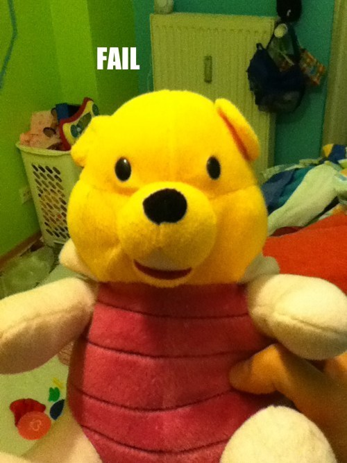 not for kids toys winnie the pooh wtf - 5715622656