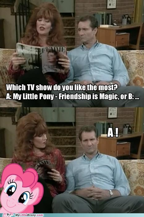 A or B al bundy comics married with children ponies - 5715705088