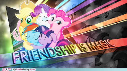 art awesome Bronies friendship is magic ponies - 5715785472