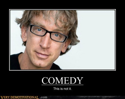 andy dick boring comedy Mean People