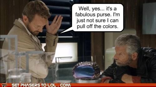 colors fabulous malcolm wallace nathaniel taylor purse rod hallett Stephen Lang terra nova - 5716177920