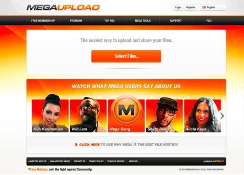 kim dotcom megaupload PIPA psa SOPA Swizz Beatz - 5716445696
