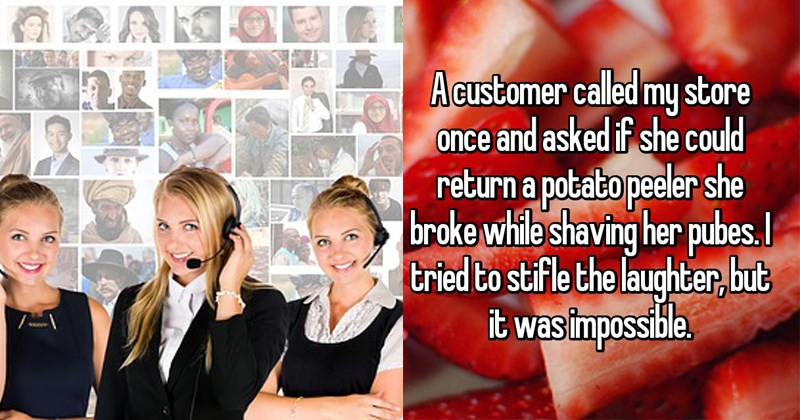 customer support customer service customer service rep whisper confessions whisper waiter terrible work stories worst job ever food service service industry - 5716485