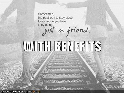 friends with benefits relationships weird kid