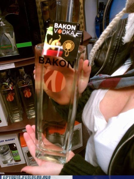 alcohol bacon bewbs booze cleavage honesty survey vodka - 5716635648