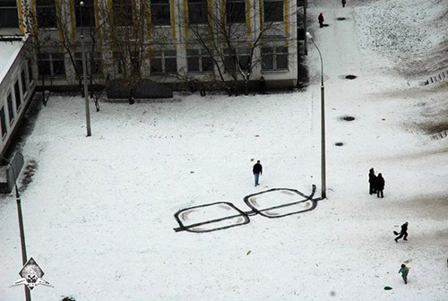 Pavel Puhov,Street Art,Urban Intervention