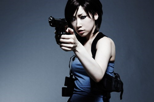 cosplay,cosplay corner,jill valentine,omi gibson,resident evil