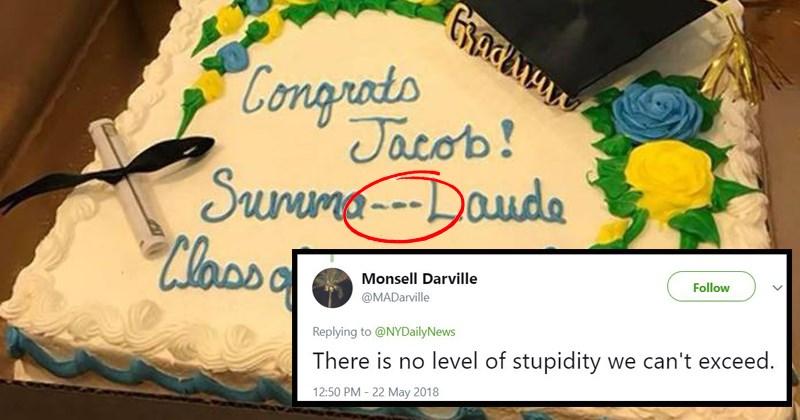 graduation gone wrong gpa high school graduation twitter graduation college students summa cum laude college graduation twitter fail funny - 5717509