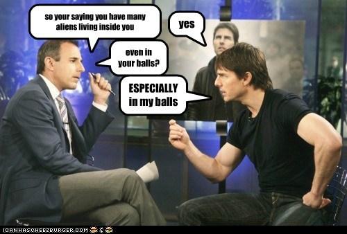 actor celeb funny matt lauer Tom Cruise - 5717943808