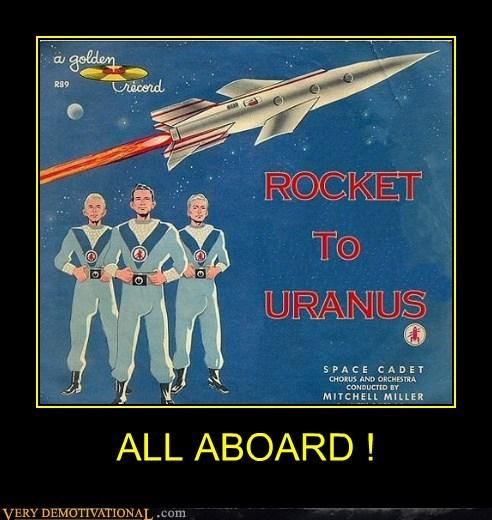 hilarious juvenile rocket Rocket Science space still funny uranus - 5718391296