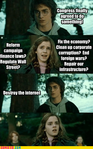 copyright,government,Harry Potter,sopapipa,the internet