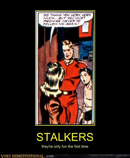first time fun hilarious stalker - 5718631168