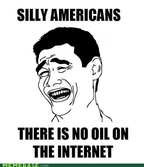 america,internet,oil,Rage Comics,SOPA