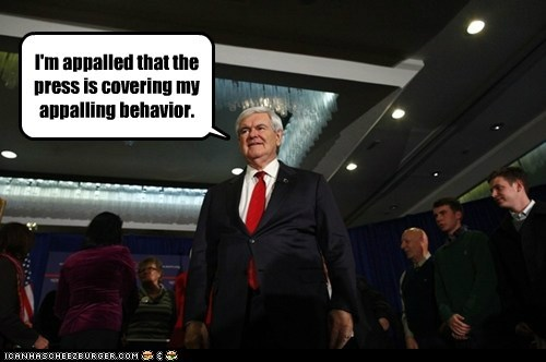 Hall of Fame newt gingrich political pictures - 5719250432