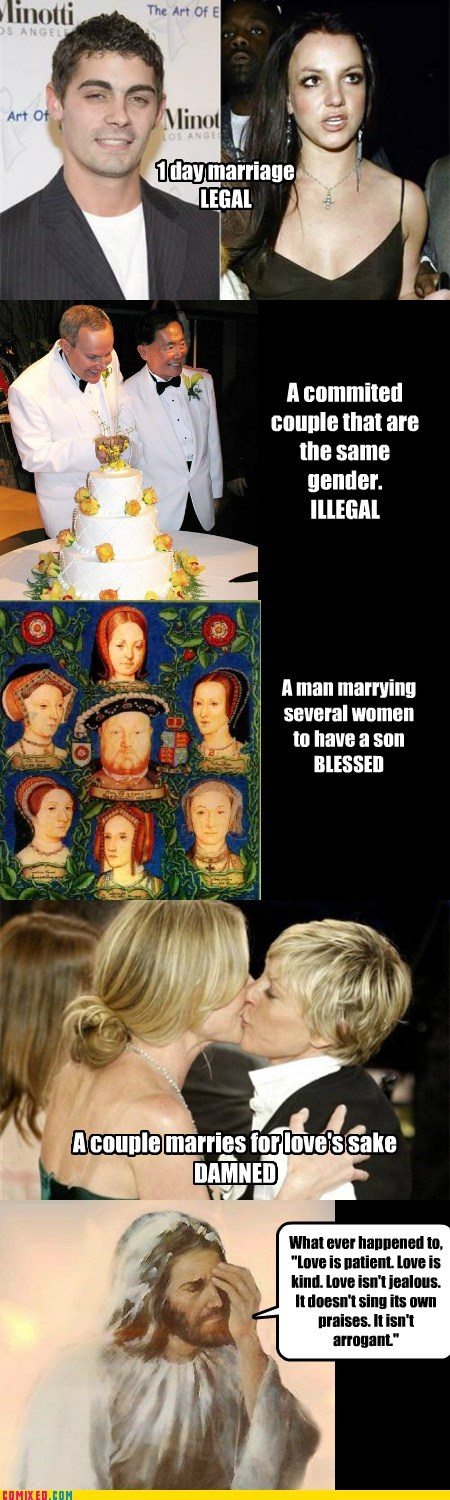 gay marriage jesus marriage religion the internets - 5719570432