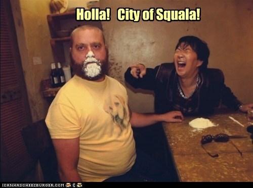 Holla city of squala