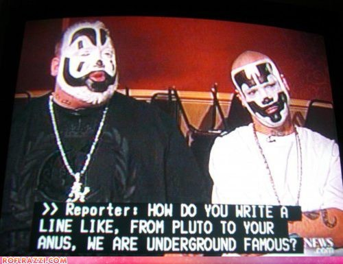 funny ICP lyrics Music wtf - 5719885824