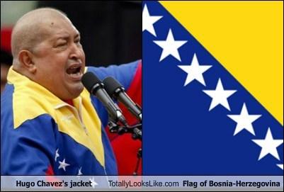 boznia,flag,funny,Hugo Chávez,TLL