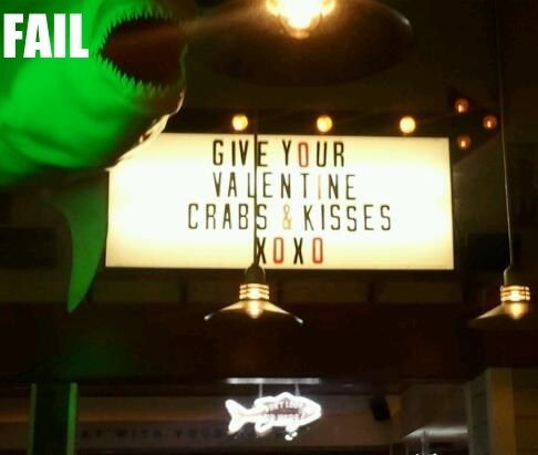 dating innuendo signs Valentines day - 5720440320