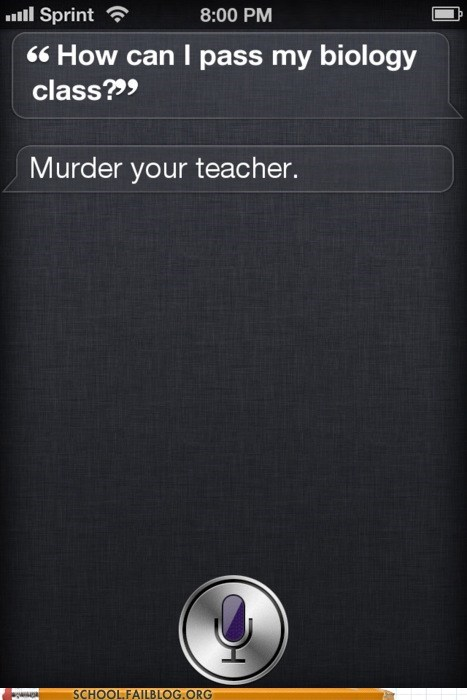 biology Dexter murder serial killer teacher texting - 5720584960