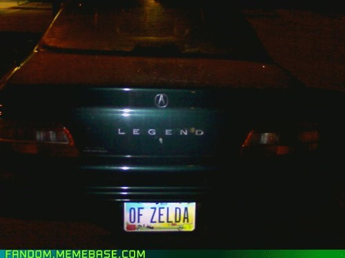 car It Came From the Interwebz legend of zelda video games - 5721101312