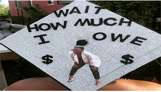 school graduation students student loans creative funny students cheezcake funny - 5721349