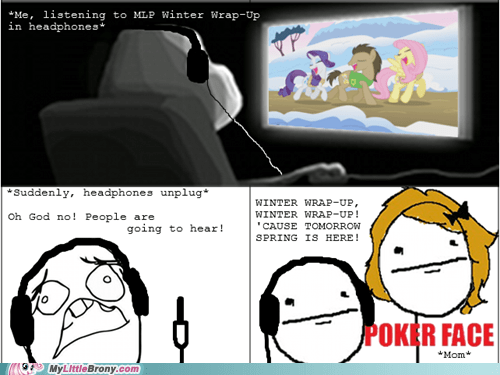 headphones,mom,rage comic,Rage Comics,winter wrap up