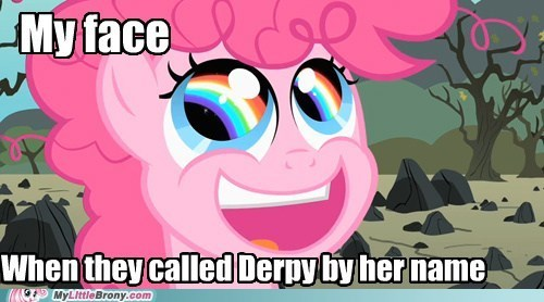 best of week canon derpy hooves fanon meme my face when - 5722877952