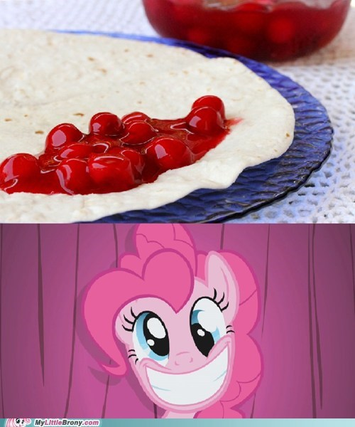 awesome cherries cherrychanga chimicherry food meme pinkie pie - 5722971136