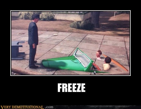 freeze glitch hilarious LA Noire video games - 5723556096