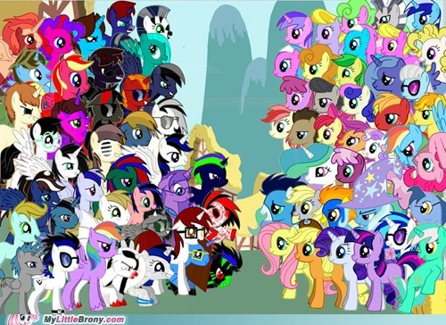 amazing awesome brohoof bronysona love it ponies pony creator poster - 5723734528