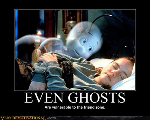 casper friendzone ghosts hilarious - 5723947264