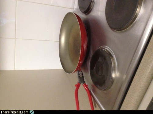 cooking handle kitchen pan pliers stove - 5724235520