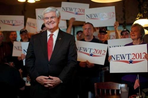 2012 Presidential Race,Mitt Romney,newt gingrich,primary,south carolina
