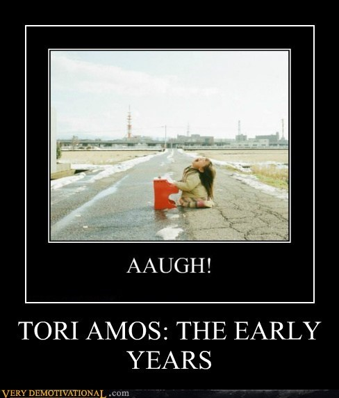 early,hilarious,kid,Tori Amos,years