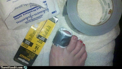 band aid cut doctor duct tape injury medical - 5725259264