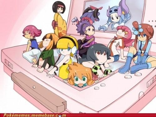 3DS art awesome manga nintendo ds - 5725396992